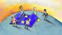 Γιγαντώνεται η εθνική αναταραχή στην ΕΕ